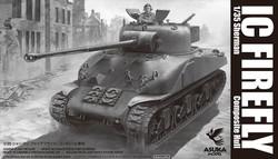 Asuka 35044 Sherman IC Firefly Tank 1:35 Plastic Model Kit
