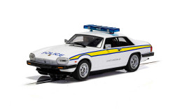 Scalextric Digital Slot Car C4224 Jaguar XJS - Police Edition
