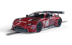 Scalextric Digital Slot Car C4233 Aston Martin GT3 Vantage TF Sport GT Open 2020