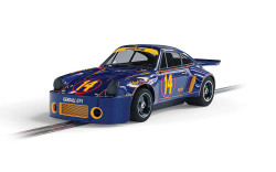 Scalextric Digital Slot Car C4241 Porsche 911 RSR 3.0 Trans AM 1974 - Al Holbert