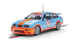 Scalextric Digital Slot Car C4231 Ford Sierra RS500 Gulf Edition Richard Millar