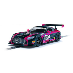 Scalextric Digital Slot Car C4242 Mercedes AMG GT3 - British GT 2020