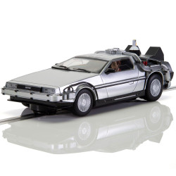 Scalextric Digital Slot Car Delorean Back to the Future 2 C4249