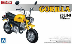 Aoshima 05871 Honda Gorilla Custom Takegawa Ver 2 1:12 Plastic Model Bike Kit
