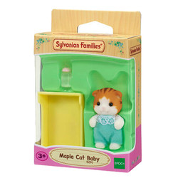 SYLVANIAN Families Maple Cat Baby - Figures 5291