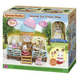 SYLVANIAN Families Seaside Ice Cream Shop 5228