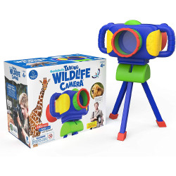Learning Resources GeoSafari Jr Talking Wildlife Camera Age 4+ 8808