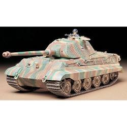 TAMIYA 35169 King Tiger Tank Porsche Turret 1:35 Military Model Kit