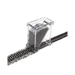 Proses PBS-N-01 N Scale Ballast Spreader N Gauge