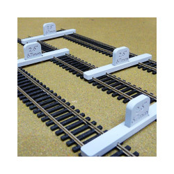 Proses PPT-HO-02 HO/OO Scale Parallel Track Tool 67mm OO Gauge
