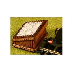 Proses PBF-HO-07 HO/OO Scale Authentic Wood Buffer Stop Kit (2 pack) OO Gauge