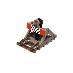 Proses PBF-N-02 2x N Scale Buffer Stop w/Light N Gauge