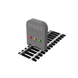 Proses PVT-001 Track Voltage Tester