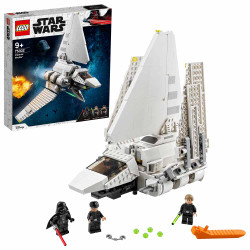 LEGO Star Wars 75302 Imperial Shuttle Age 9+ 660pcs