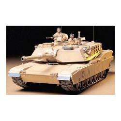 TAMIYA 35156 U.S.M1A1 Abrams 1:35 Military Model Tank Kit