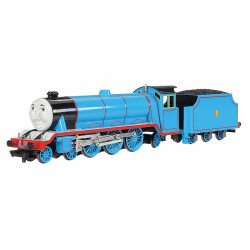Bachmann Loco 58744BE Gordon the Express Engine with Moving Eyes OO Scale