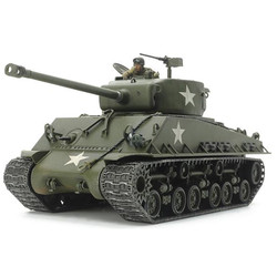 TAMIYA 32595 Sherman M4A3E8 Easy Eight 1:48 Tank Model Kit