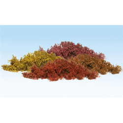 Woodland Scenics L165 Autumn Mix Lichen Scenic Brush Foliage Landscaping