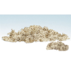 Woodland Scenics L166 Natural Lichen Scenic Brush Foliage Landscaping