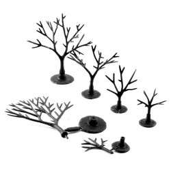 """Woodland Scenics TR1120 ¾""""-2"""" Tree Armatures Landscaping Landscaping"""