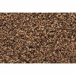 Woodland Scenics B1372 Brown Fine Ballast Shaker Landscaping