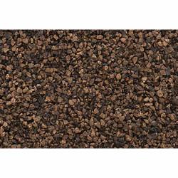 Woodland Scenics B71 Dark Brown Fine Ballast - Bag Landscaping
