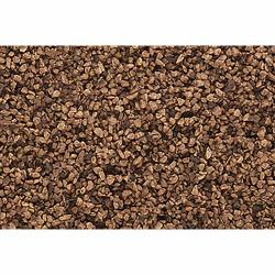 Woodland Scenics B72 Brown Fine Ballast - Bag Landscaping