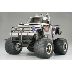 TAMIYA RC 58365 Midnight Pumpkin Metallic Monster Truck 1:12 Assembly Kit