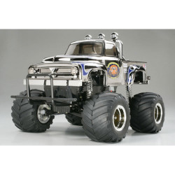TAMIYA RC 58365 Midnight Pumpkin Metallic Monster Truck 1:12 Assembly Kit