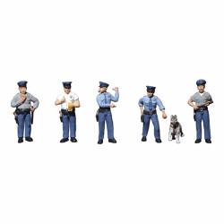 Woodland Scenics A1822 Policemen HO OO Gauge Figures