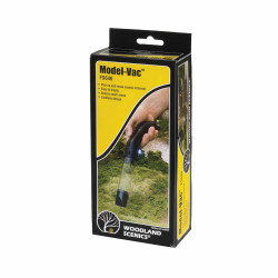 Woodland Scenics FS640 Model Vac Scenic Brush Foliage Flock