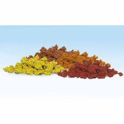 Woodland Scenics FC186 Fall Mix Clump Foliage Bag Scenic Brush Foliage Flock