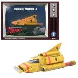 Adventures In Plastic Thunderbird 4 1:48 Plastic Model Kit