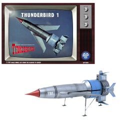 Adventures In Plastic Thunderbird 1 1:144 Plastic Model Kit
