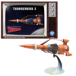 Adventures In Plastic Thunderbird 3 1:350 Plastic Model Kit
