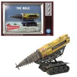 Adventures In Plastic Thunderbirds The Mole 1:72 Plastic Model Kit