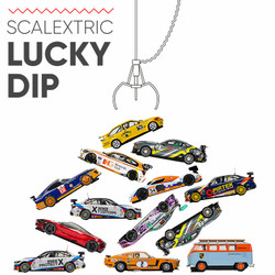 Scalextric Damaged but Working Cars Lucky Dip - Low Detail 2