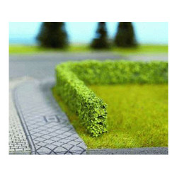 GAUGEMASTER Hedgerow - Light Green (2 x 500mm) OO Gauge Scenics GM160