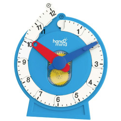 Learning Resources Advanced Numberline Clock Age 7-11 93409
