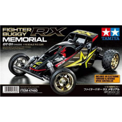 Tamiya RC 47460 Fighter Buggy RX Memorial 1:10 RC Assembly Kit