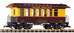 Piko Union Pacific Wood Coach 1878 PK38654 G Scale