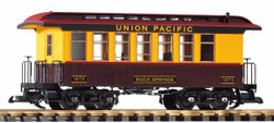 Piko Union Pacific Wood Coach 1973 PK38653 G Scale