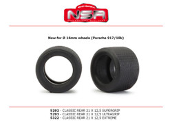 NSR Classic Rear 21x12.5 Extreme for 16'' Diameter Wheels NSR5322 1:32 Scale