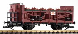 Piko DR Acid Tank Wagon w/Brakeman's Cab III PK37962 G Scale