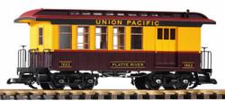 Piko Union Pacific Wood Combine 1922 PK38655 G Scale
