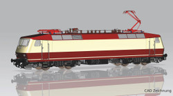 Piko Expert DB BR120 Electric Locomotive IV (DCC-Sound) PK51332 HO Scale