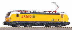 Piko Expert CD Regiojet BR193 Electric Locomotive VI PK59591 HO Scale