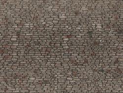 Noch Quarrystone 3D Structured Walling 28x10cm N60371 HO Scale