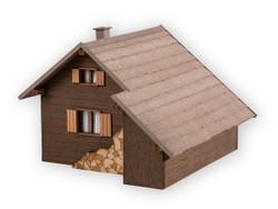 Noch Mountain Shelter Laser Cut Kit N67135 O Scale