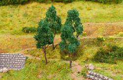 Faller Beech Trees 60-70mm (4) FA181377 HO Scale
